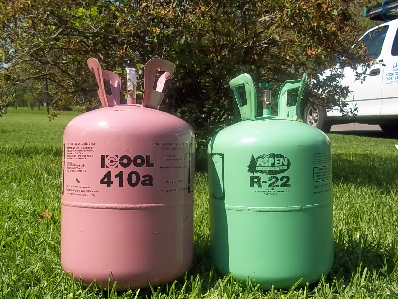 Important Notice About The R 22 Refrigerant Phase Out In