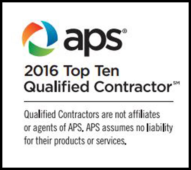 Hobaica Claims APS Top 10 Contractor Award Phoenix, AZ