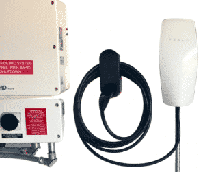 Electronic Vehicle Charger Installation