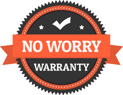 badge hobaica no worry warranty