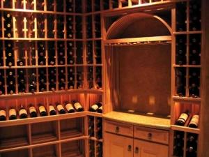 Phoenix AZ Wine Cellar Example