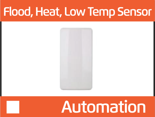 flood heat low temp sensor