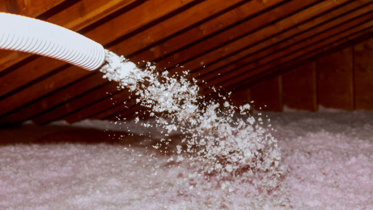 img blowing in insulation in attic 53237632729