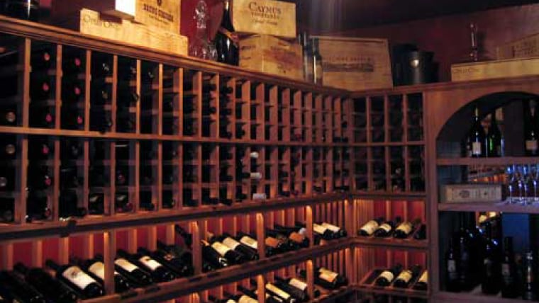 Repaired Wine Cellar in Phoenix