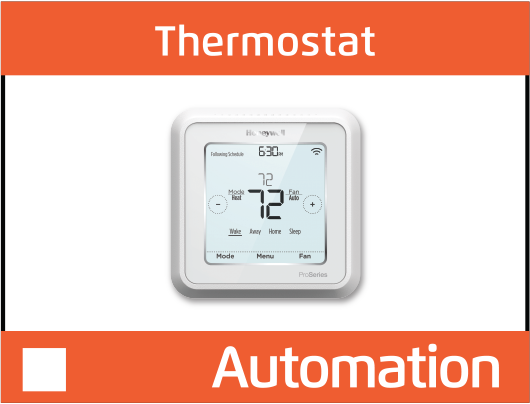 standard wifi thermostat